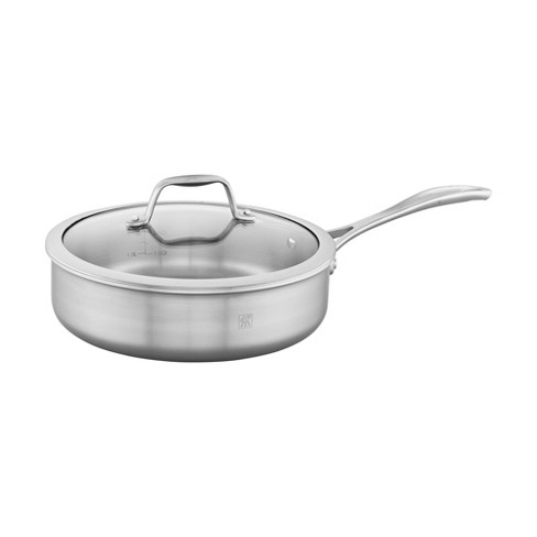 ZWILLING Spirit 3-ply Stainless Steel Saute Pan - image 1 of 4