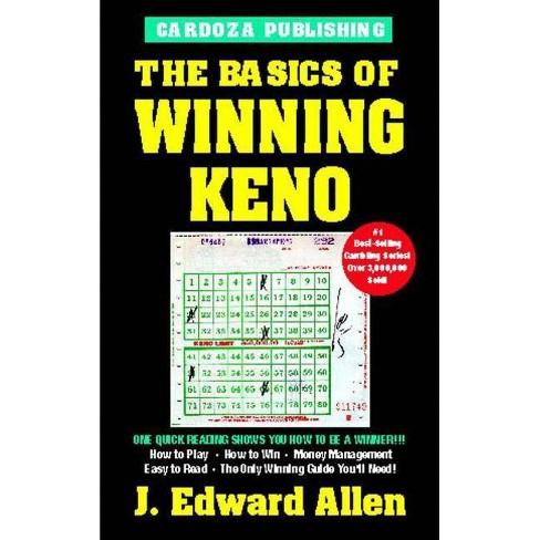 The Basics of Winning Keno, 4th Edition - (Basics of Winning S) by  J Edward Allen (Paperback) - image 1 of 1