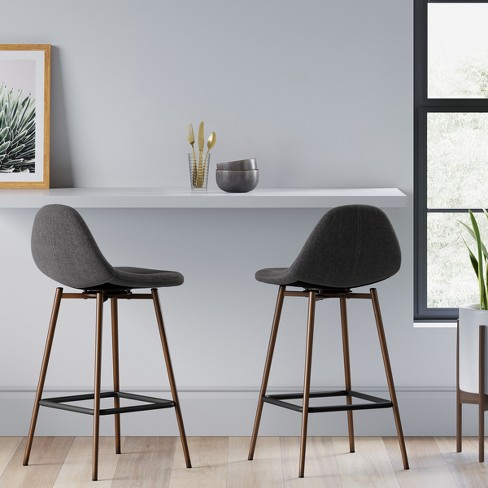 Copley Upholstered Counter Stool Project 62 Target