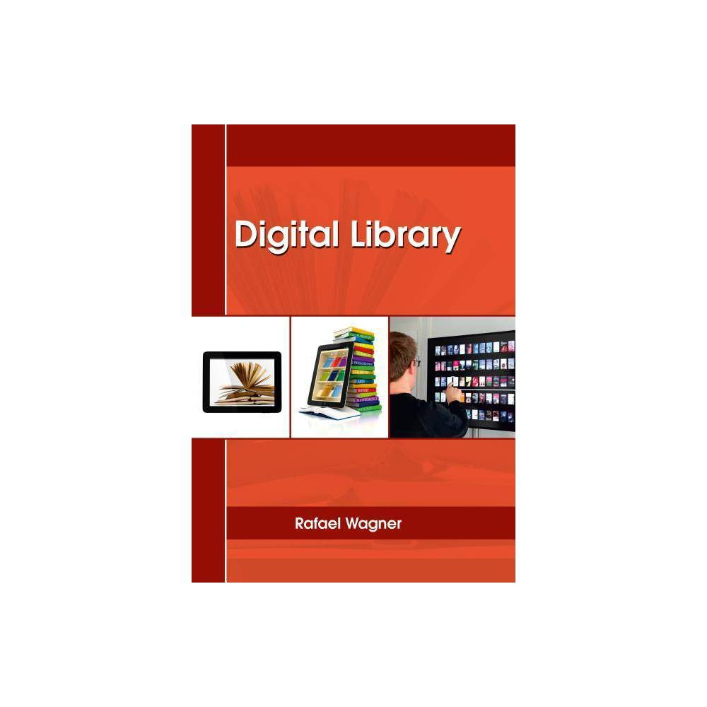 Digital Library - (Hardcover)