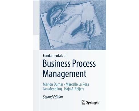 Fundamentals of Business Process Management -  (Hardcover) - image 1 of 1