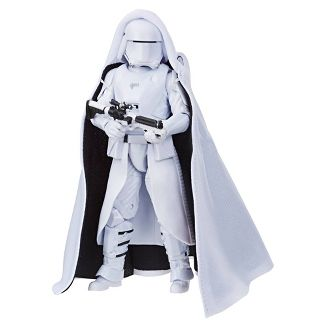 Star Wars The Black Series Star Wars: The Rise of Skywalker First Order Elite Snowtrooper Action Figure (Target Exclusive)