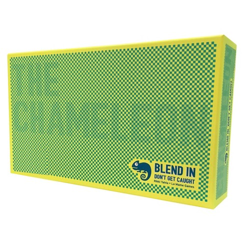 The Chameleon Board Game - image 1 of 6