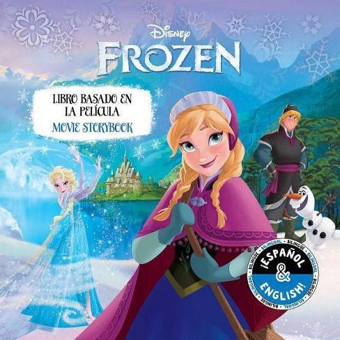 Disney Frozen Movie Storybook/ Libro basado en la pelcula -  Bilingual (Paperback) - image 1 of 1