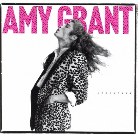 Amy grant - Unguarded (CD) - image 1 of 1