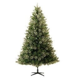 7.5ft Unlit Full Artificial Christmas Tree Virginia Pine - Wondershop™