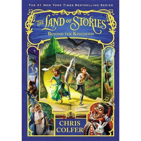 The Land of Stories: Beyond the Kingdoms - by  Chris Colfer (Paperback) - image 1 of 1