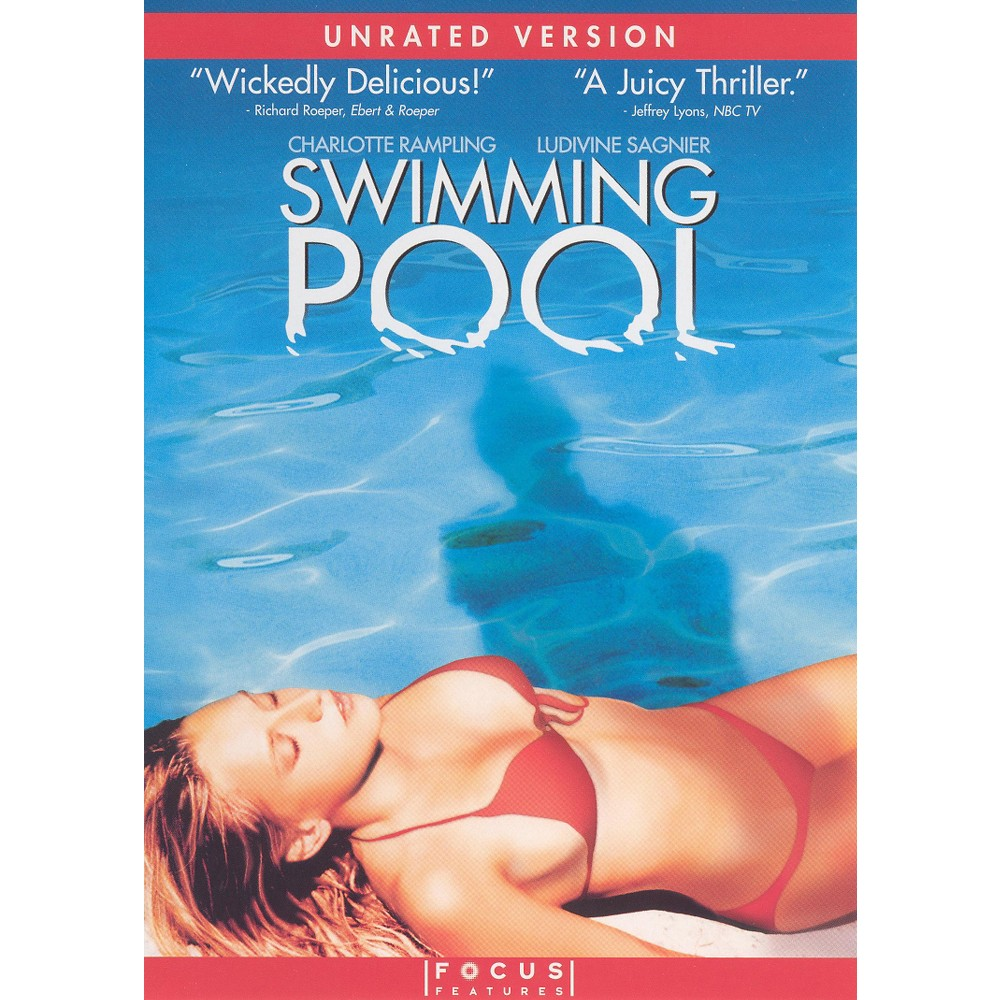 Swimming Pool (Unrated) (dvd_video)