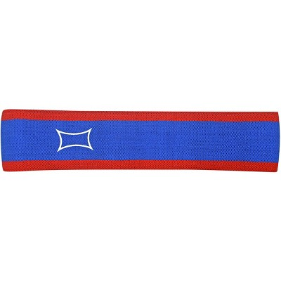 Sling Shot Hip Circle Resistance Band by Mark Bell - Blue/Red