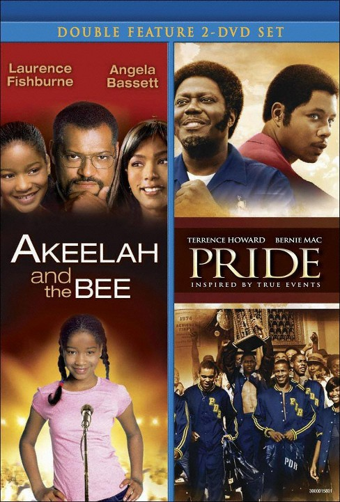 Akeelah and the Bee/Pride (2 Discs) (dvd_video) - image 1 of 1