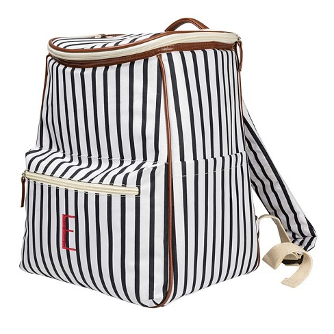 Cathy S Concepts Striped Backpack Cooler