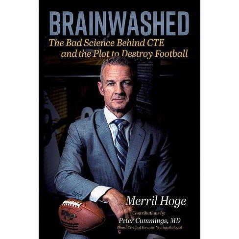 Brainwashed - by  Merril Hoge (Hardcover) - image 1 of 1