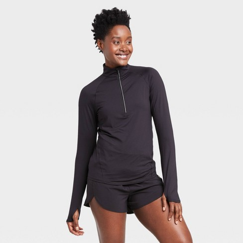 Women's Run 1/2 Zip Pullover - All in Motion™ - image 1 of 4