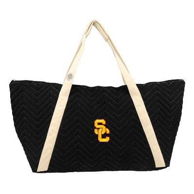 NCAA Little Earth Chevron Stitch Weekender Bag