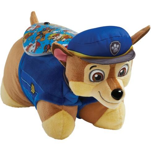 Paw Patrol Chase Sleeptime Lite Pillow Pet Target
