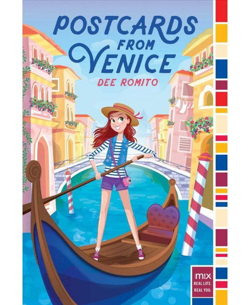 Postcards from Venice -  (Mix Series) by Dee Romito (Hardcover) - image 1 of 1