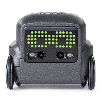 Boxer - Interactive A.I. Robot Toy with Personality and Emotions - Black