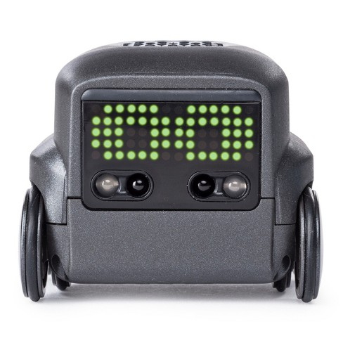 Boxer - Interactive A.I. Robot Toy with Personality and Emotions - Black - image 1 of 8