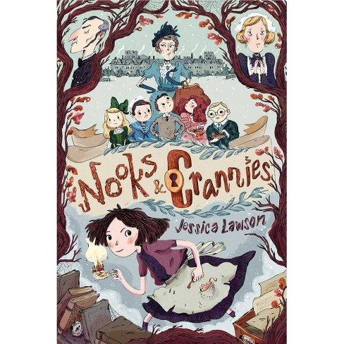 Nooks & Crannies - by  Jessica Lawson (Hardcover) - image 1 of 1