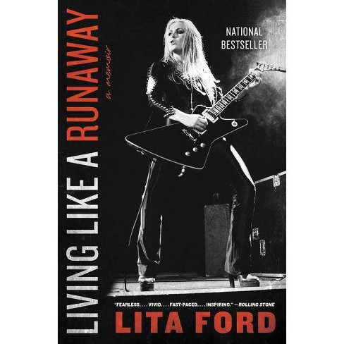 Living Like a Runaway - by  Lita Ford (Paperback) - image 1 of 1