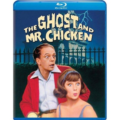 The Ghost And Mr. Chicken (Blu-ray)(2017)
