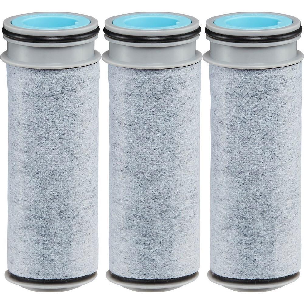 Brita Stream Pitcher Replacement Water Filter BPA Free 3pk - 6025836215, Gray
