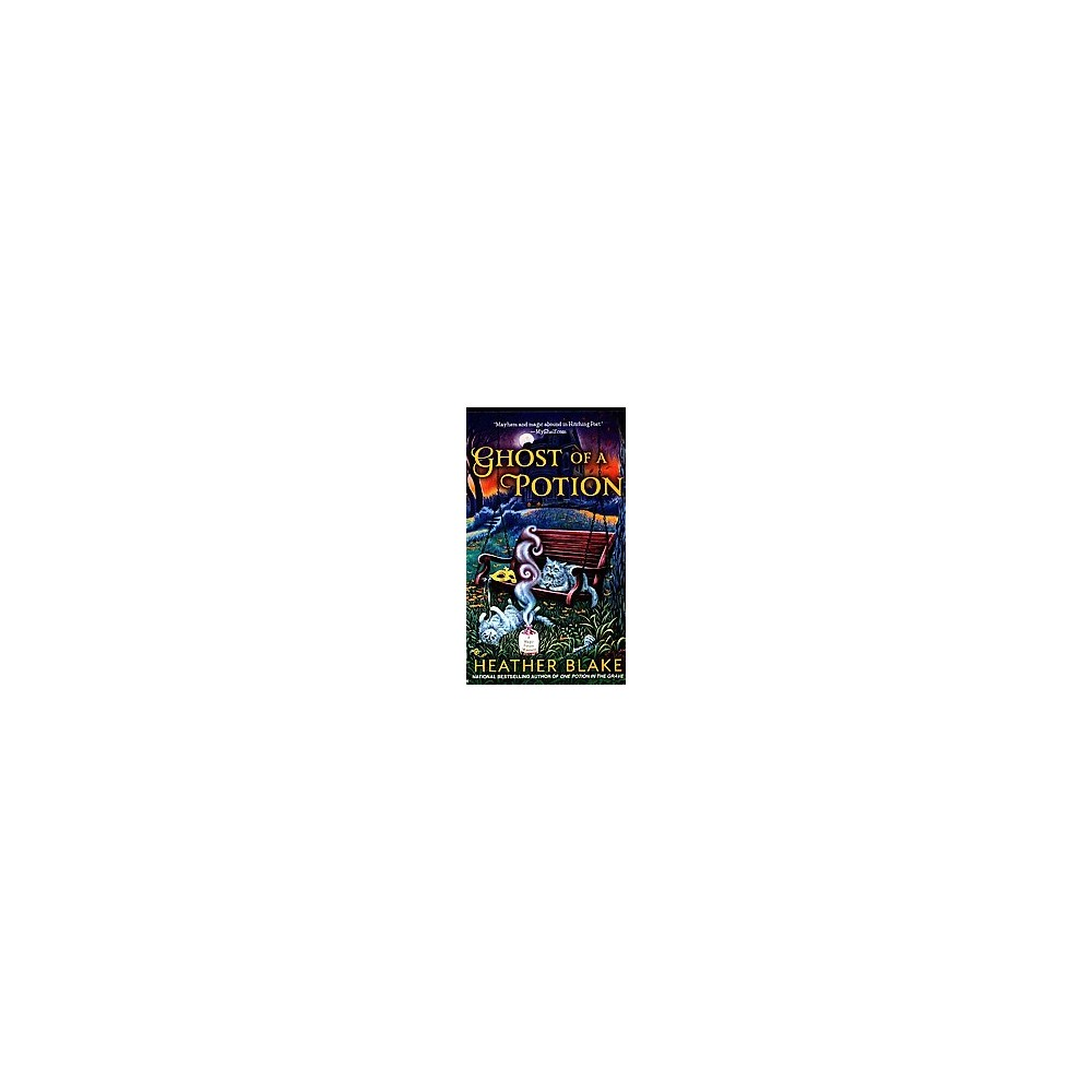Ghost of a Potion (Paperback) (Heather Blake)