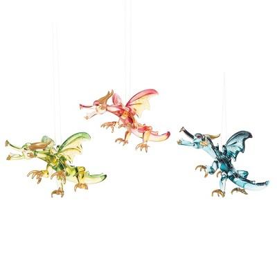 Gallerie II Flying Dragon Mini Ornament A/3