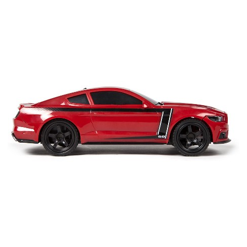 Remote Control Cars >> Ford Mustang Remote Control Rc Car 1 24 Scale