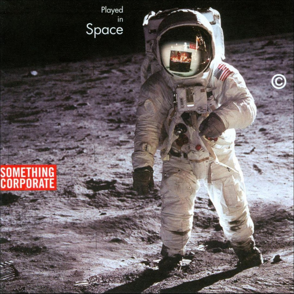 Something Corporate - Played In Space Best Of Something Cor (CD)