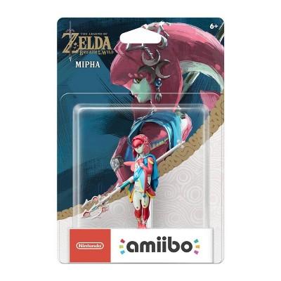 The Legend of Zelda: Breath of the Wild amiibo Figure - Mipha
