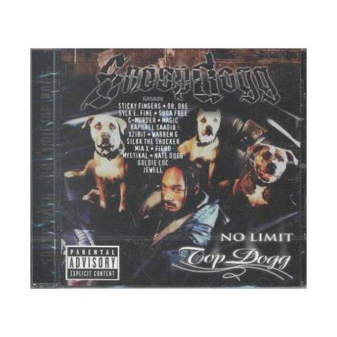 Snoop Dogg - No Limit Top Dogg (CD)