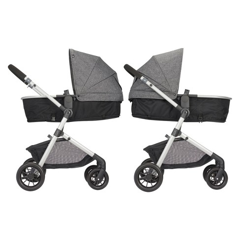 Evenflo Pivot Modular Travel System With Proseries Litemax Infant Car Seat Aspen Skies