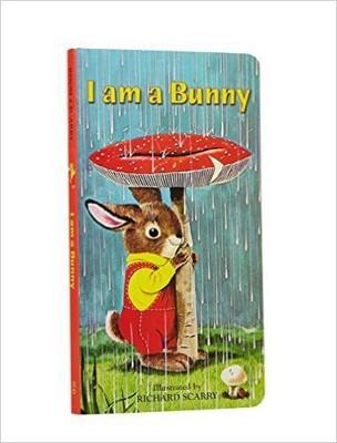 I Am a Bunny (Board Book)(Ole Risom)