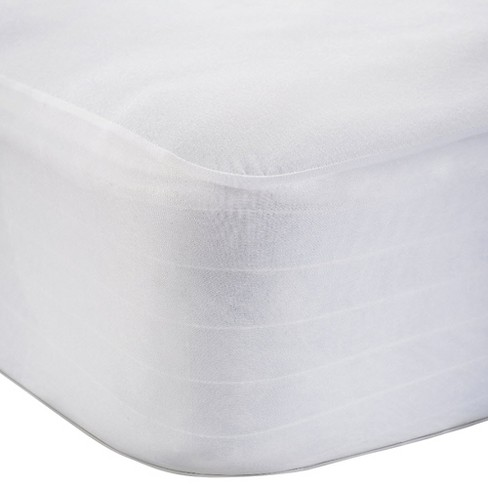 Rayon from Bamboo Jersey Mattress Protector - Christopher Knight Home - image 1 of 2