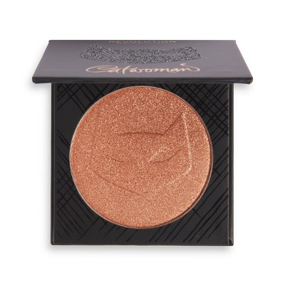 Makeup Revolution x DC Collection - Catwoman Highlighter - Kitty Got Claws - 0.1oz