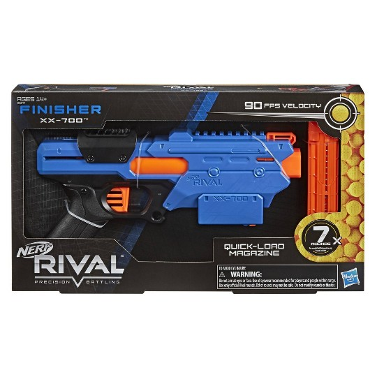 NERF Rival Finisher XX 700 image number null