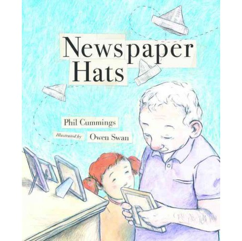 Newspaper Hats (School And Library) (Phil Cummings) - image 1 of 1