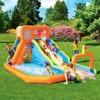 H2OGO! Tsunami Waves Summit Kids Inflatable Slide Water Park - image 2 of 4