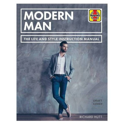 Modern Man - by  Richard Hutt (Paperback) - image 1 of 1