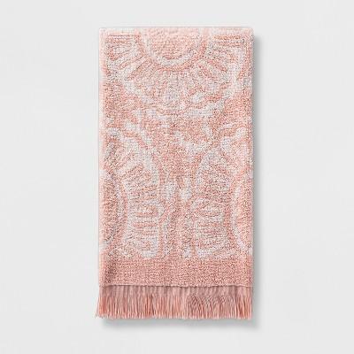 Hand Towel Peach - Opalhouse™