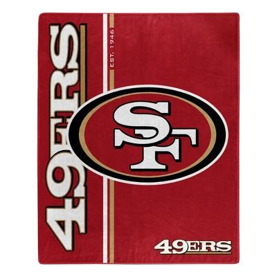 NFL San Francisco 49ers Throw Blankets