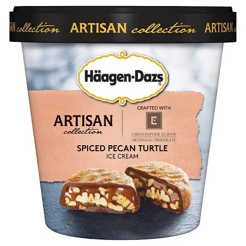 Haagen Dazs® Spiced Pecan Turtle Ice Cream - 14oz - image 1 of 6