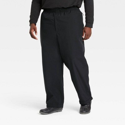 Men's Waterproof Over Pants - All in Motion™ Black