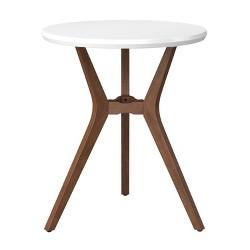 "Emmond Mid Century 28"" Round Bistro Table White - Project 62™"