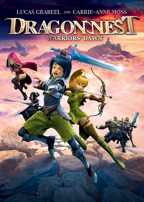 Dragon Nest: Warriors' Dawn(DVD) - image 1 of 1