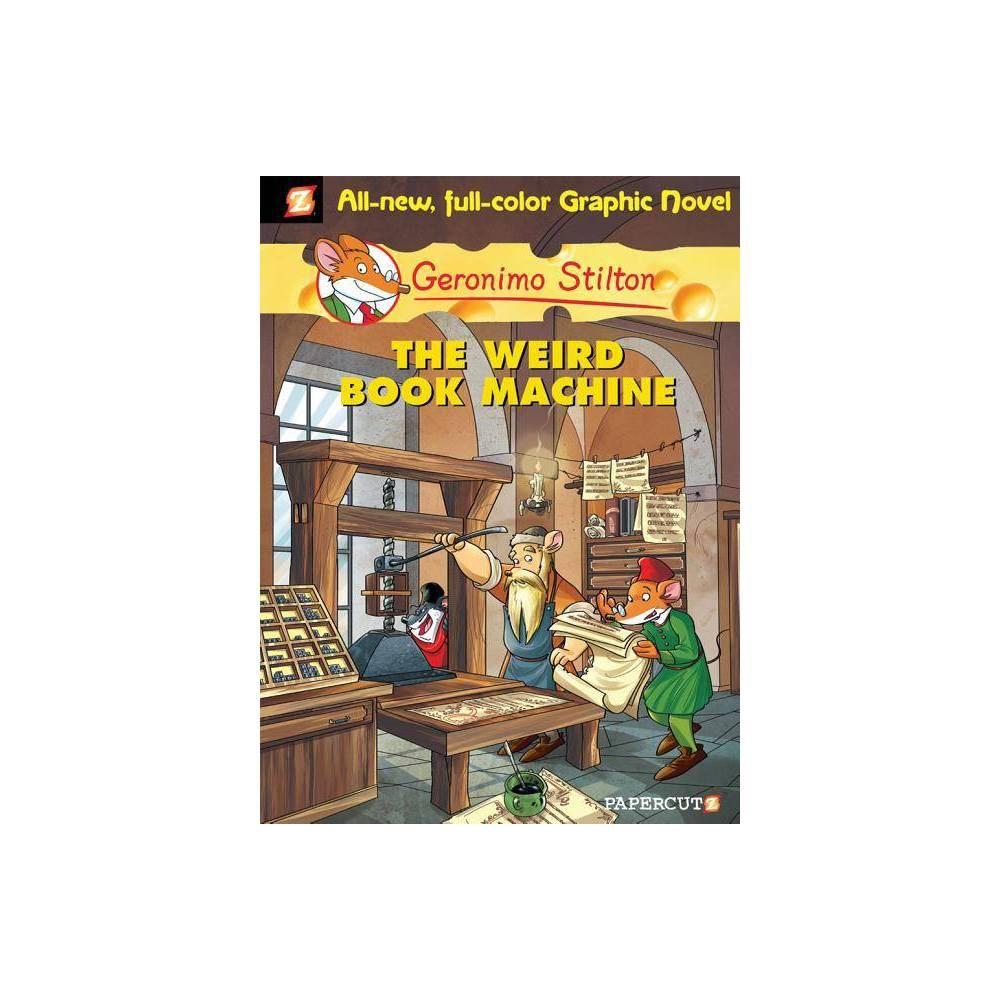 Geronimo Stilton Graphic Novels 9 Hardcover