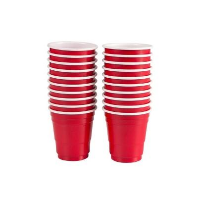 Houdini 20pk Disposable Shot Glasses