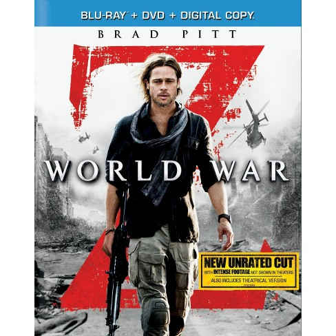 World War Z (Blu-ray + DVD + Digital Copy) - image 1 of 1