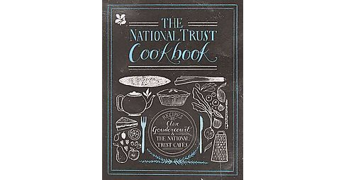 National Trust Cookbook (Hardcover) (Clive Goudercourt) - image 1 of 1